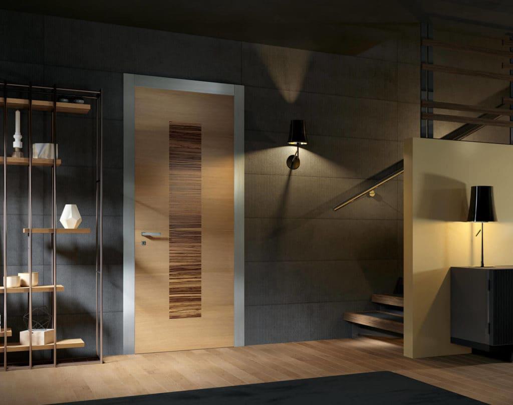 porte classiche in legno bergamo