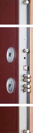 schema tecnico porta blindata blindo 70