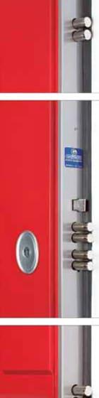 schema tecnico porta blindata cilinder confort ex 70