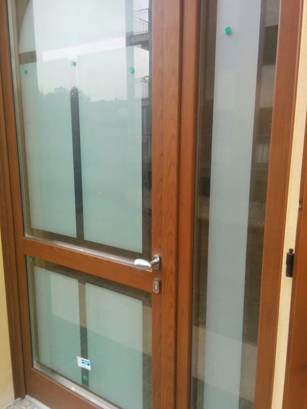 porta vetro anti sfondamento bergamo
