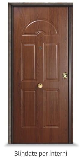 porte blindate per interni bergamo